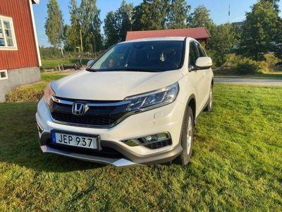 begagnad Honda CR-V 1.6 i-DTEC 160HK 4WD Elegance