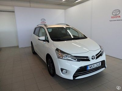 brugt Toyota Verso 1.8 Edition Feel 7-sits 147hk -16