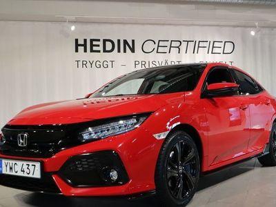 begagnad Honda Civic 5 - dörrar 1.5 (182hk) Sportplus