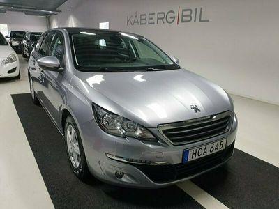 begagnad Peugeot 308 SW 1.6 BlueHDI Euro 6 120hk / Kamrem bytt / Drag