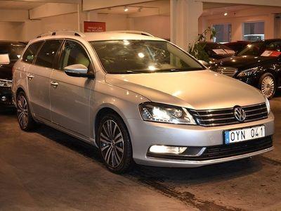 begagnad VW Passat Variant 2.0Tdi Aut Awd Premium, Sport 170hk