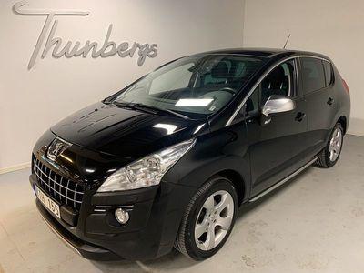 begagnad Peugeot 3008 1.6 HDI / Premium / Glastak