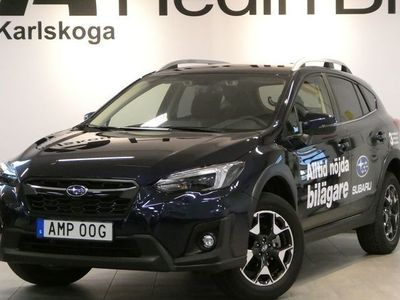 begagnad Subaru XV 1.6i Ridge Aut 4WD DEMO