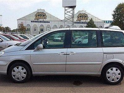 begagnad Peugeot 807 2,2 HDI(127 Hk) 7-sits