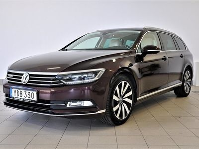 begagnad VW Passat Sportscombi 2.0 TDI 4Motion Sport, Executive
