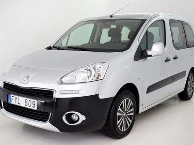 begagnad Peugeot Partner Tepee 1.6 VTi