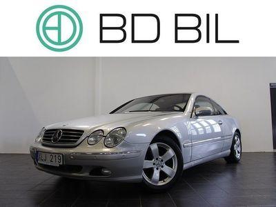 begagnad Mercedes 600 CL BenzV12 SE UTRUSTNING 2001, Personbil 129 900 kr