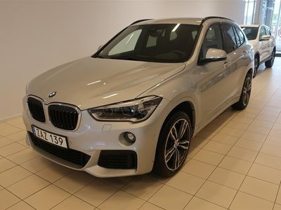 begagnad BMW X1 xDrive 20d Innovation Drag M-Sport