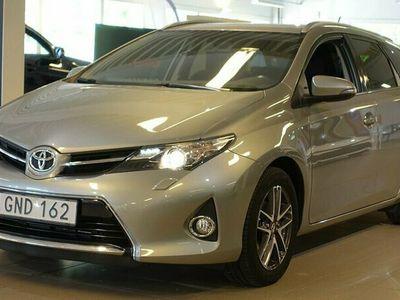 begagnad Toyota Auris Touring Sports 1,6 TS (KOMBI) EDITION FEEL V-HJUL DRAG TKG