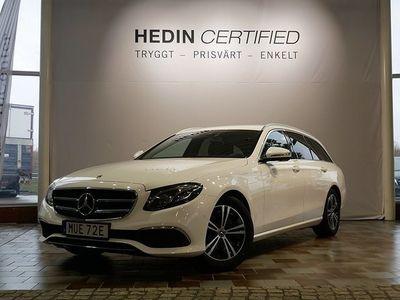 begagnad Mercedes E220 - Benz/ / MINNESPAKET & DRAGKROK / /
