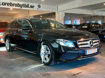begagnad Mercedes E220 E Benzd 4MATIC Aut Drag Dps Värmare 2018, Kombi Pris 319 900 kr