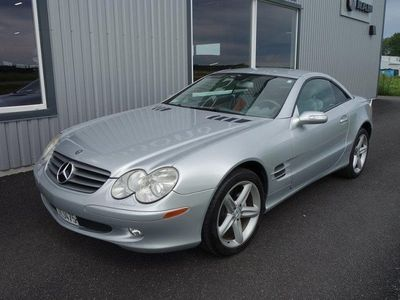 begagnad Mercedes SL500 7G-Tronic, 306hk,