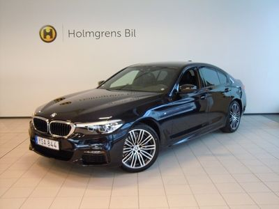 begagnad BMW 530 i xDrive M Sport Navigation Winter