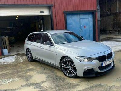 begagnad BMW 320 3K D