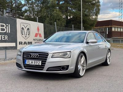 begagnad Audi A8 4.2 TDI V8 quattro 390HK Se spec