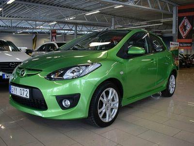 begagnad Mazda 2 2Sport 1.5 2008, Halvkombi Pris 39 000 kr
