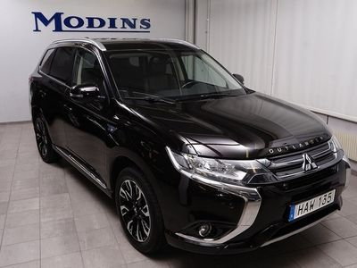 begagnad Mitsubishi Outlander 2,0 PHEV Business Nav 4WD (Drag)