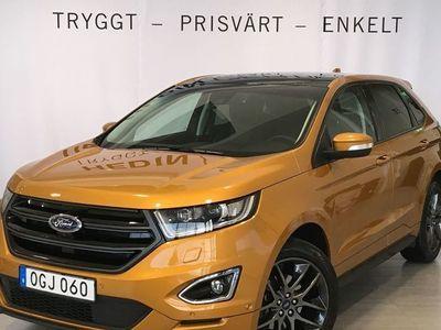 begagnad Ford Edge Sport 2.0 210HK AUT AWD Värmare Drag