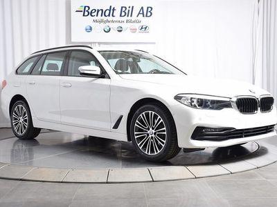 used BMW 520 d xDrive/Sportline/Värmare/HiFi