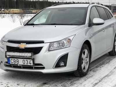 begagnad Chevrolet Cruze 1.7D ECO Kombi