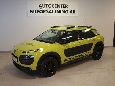 begagnad Citroën C4 Cactus PureTech 110 FEEL OBS 2015, Halvkombi 149 900 kr