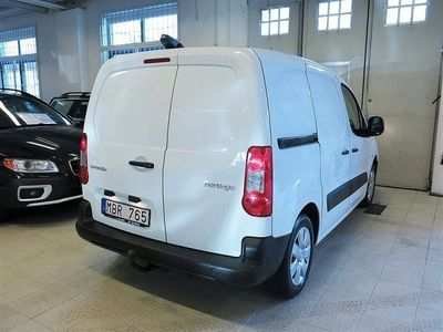 begagnad Citroën Berlingo III 1,6 HDI Skåp | Webasto | -11