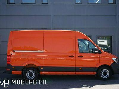 begagnad VW Crafter 2.0 TDI 4Motion 177hk Värmare Drag LEASBAR