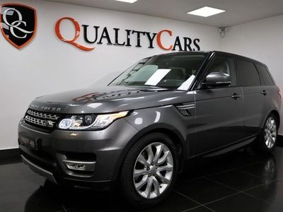 begagnad Land Rover Range Rover Sport 3.0 TDV6 4WD Automat HSE 7-sits
