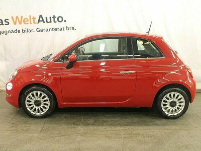 begagnad Fiat 500 2016