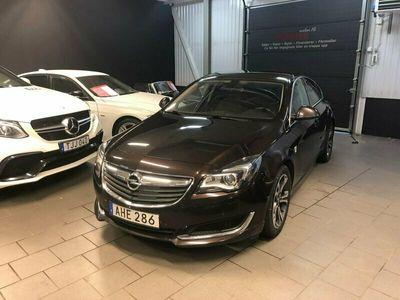 begagnad Opel Insignia OPC 2.0 CDTI 4x4 Automat 163hk