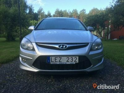 begagnad Hyundai i30 2011 0,5 l/m