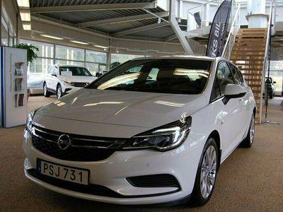 begagnad Opel Astra 4 Turbo ECOTEC 5dr (125hk)