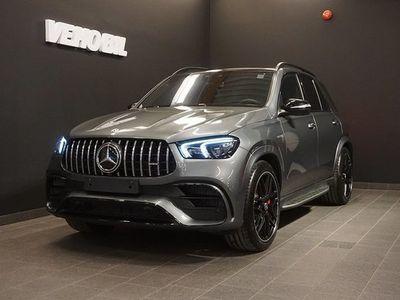 begagnad Mercedes GLE63 AMG A Benz AMGS 4MATIC SUV 2021, Halvkombi Pris 1 686 550 kr