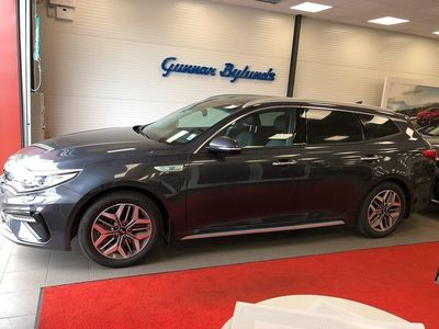 begagnad Kia Optima Hybrid Sport Wagon Plug-in SW P-HEV Advance Plus 2