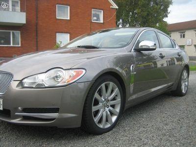 gebraucht Jaguar XF 2.7 D Premium Luxury SV -såld -09