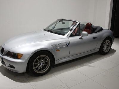 begagnad BMW Z3 1.9 Roadster Manuell, 140hk, 1996