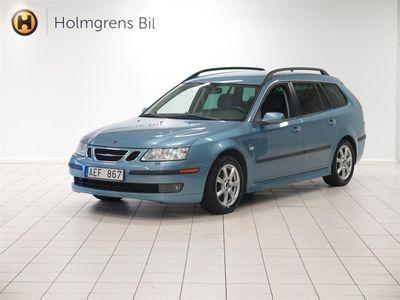 begagnad Saab 9-3 Vector Sportcombi 1.9 Tid Aut Drag Vhjul