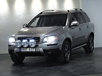 begagnad Volvo XC90 D5 AWD R-Design 7-sits 200hk