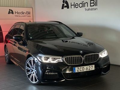 begagnad BMW 530 i xDrive   M SPORT   INNOVATION   HEADUP