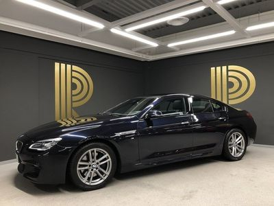begagnad BMW 640 i xDrive Gran Coupé M Sport (320hk) SE UTR