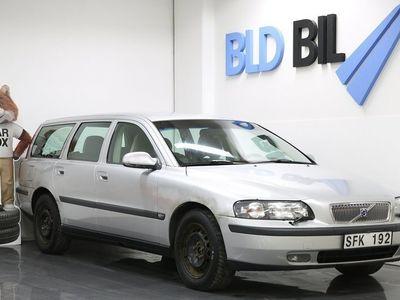 brugt Volvo V70 2.4 Business KAMBYTT DRAG 170HK