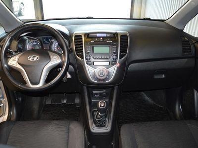 brugt Hyundai ix20 1.6 CRDi M6 Edition Halvkombi
