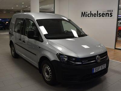 begagnad VW Caddy Skåp EU6 TGI 110HK CNG