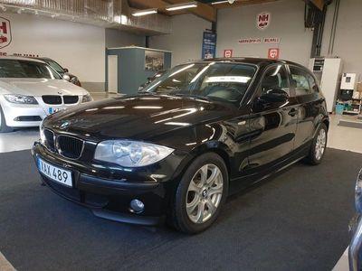 begagnad BMW 116 i 5-D Advantage 116hk Bes/Servad