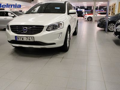 begagnad Volvo XC60 D4 163 AWD Momentum BusinessEdition