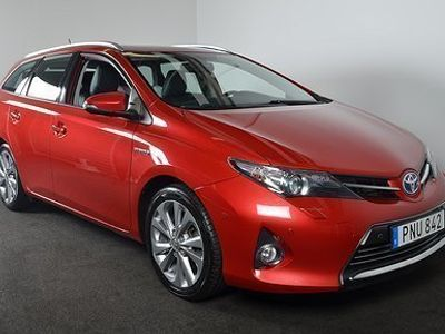 begagnad Toyota Auris /Touring Sports/Hybrid 136HK/Automat/