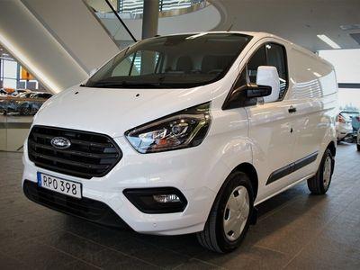 begagnad Ford Custom TransitTransportbil