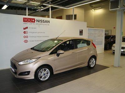 begagnad Ford Fiesta 1.0 EcoBoost Euro 6 100hk