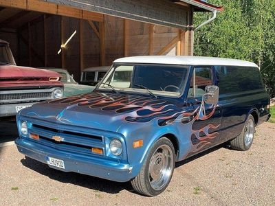 begagnad Chevrolet C10 Panel 5,7 V8 Panel van