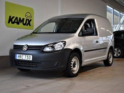 używany VW Caddy CaddyPanel Van 2.0 EcoFuel 109hkHemleverans